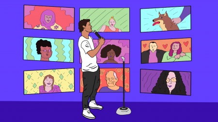 StUCC at home: How a UC Davis stand-up comedy club has adjusted to virtual entertainment