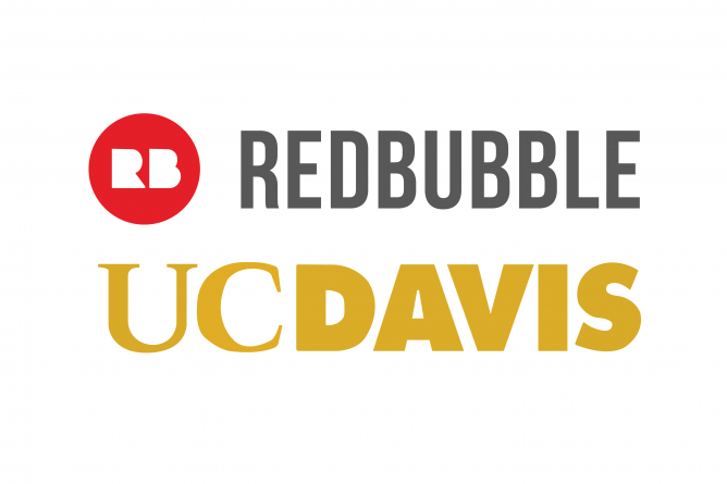 A peek into a UC Davis student's Redbubble business