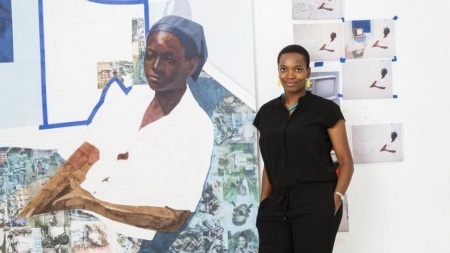 Njideka Akunyili Crosby gives Betty Jean and Wayne Thiebaud Endowed Lecture