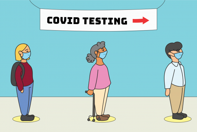 Free COVID-19 testing available to Yolo County residents for month of November