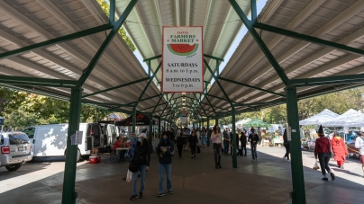 Study finds low food safety risk among Northern California farmers markets