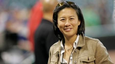 Breaking the MLB glass ceiling