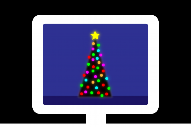 Davis tree lighting ceremony transitions to virtual format due to COVID-19 restrictions