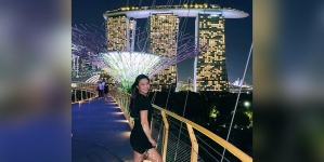 First-year Jennifer Li's experience attending UC Davis from Singapore