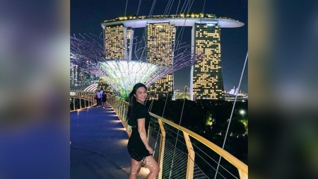 First-year Jennifer Li's experience attending UC Davis from Singapore