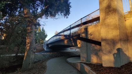 Reconstruction on La Rue Road Bridge is now complete