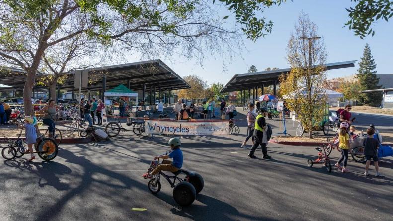 Davis awarded platinum status for its bike-friendly culture