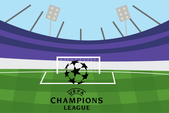 Preview of the UEFA Champions League knockout stage