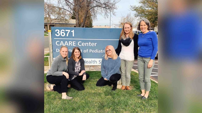 Parent-Child Care program promotes importance of children's mental health and positive relationships while teaching behavior management strategies