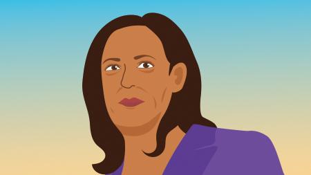 Vice President Kamala Harris breaks glass ceilings, but she isn't perfect