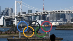 2021 Olympic Games are in limbo