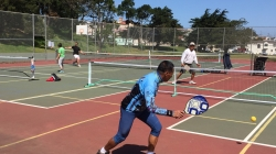 Pickleball: The rising sport