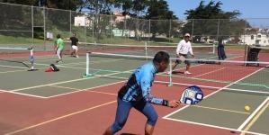 Pickleball: The rising sport