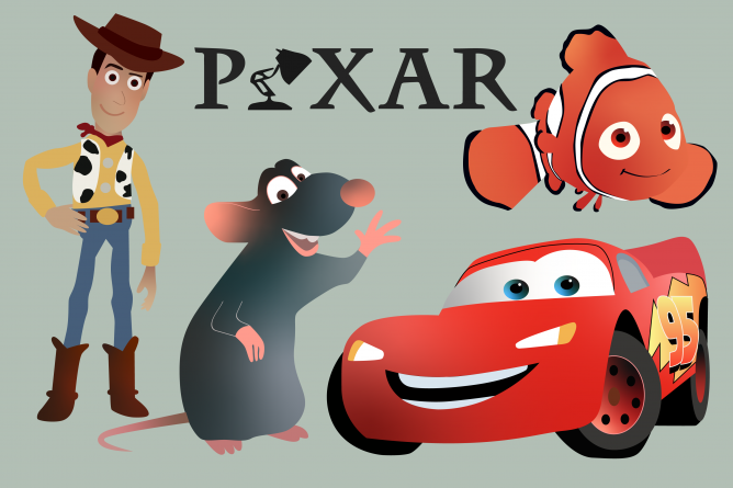 How Pixar allows for escapism—and then rejects the notion you need it at all