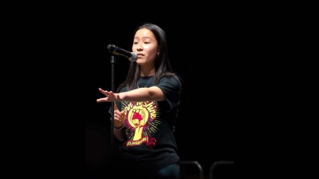 UC Davis Sacramento Area Youth Speaks poet to compete for the title of National Youth Poet Laureate