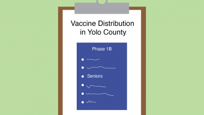 Yolo County plans to prioritize seniors 65 and older in next vaccine distribution phase