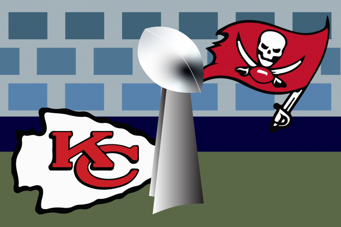 Wild year for football culminates in Super Bowl