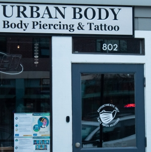 Local tattoo shops note decline in business due to COVID-19 pandemic