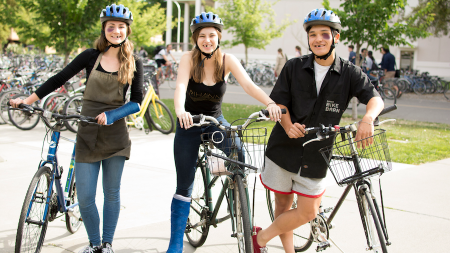 Davis has had 0 bike crashes since March 2020; university promises to change that