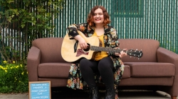 Couch Concert: Cierra Brown