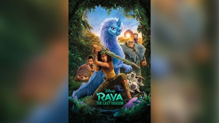 Review: 'Raya and the Last Dragon'