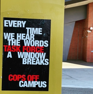 Cops Off Campus group opposes Chancellor Gary May's Campus Safety Task Force