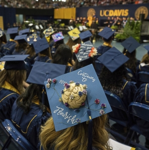 UC Davis announces in-person commencement