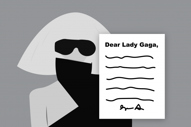 An open apology letter to Lady Gaga