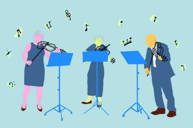 Staying in tune online: Davis music groups reflect on functioning virtually for a year