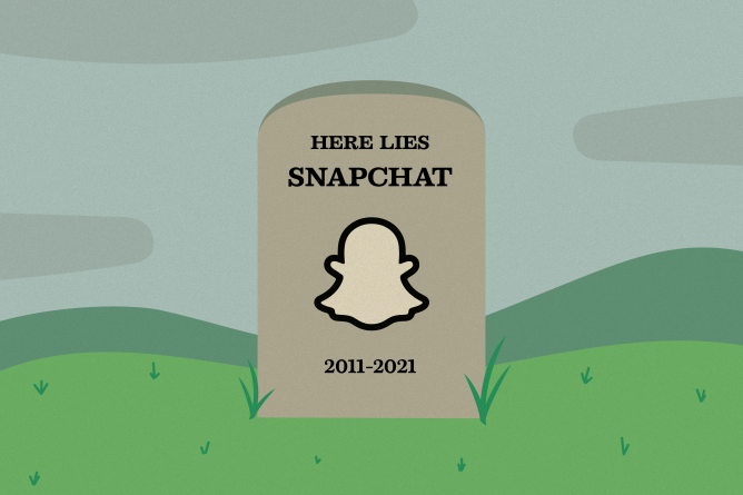 The inevitable death of Snapchat has arrived