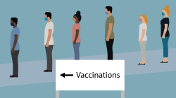 Yolo County scheduling public vaccine clinics based on vaccine supply allocated by state