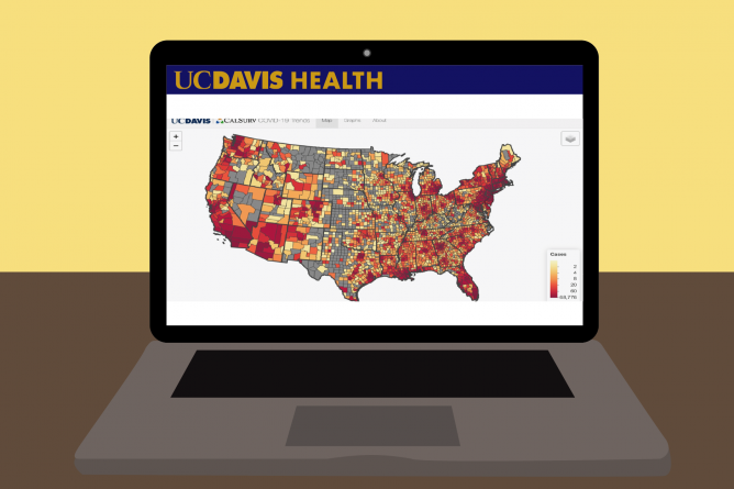 UC Davis encourages students to report COVID-19 vaccination status on Health-e-Messaging portal