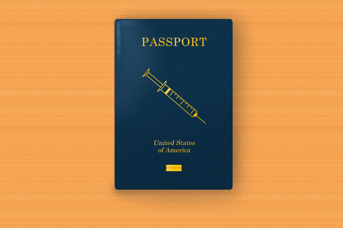 Vaccine passports can be used as a means of encouraging vaccinations, but a U.S. program may face considerable obstacles