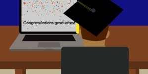 Making commencement memorable during the pandemic