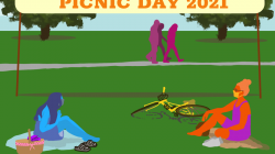 Students reflect on safe activities from Picnic Day 2021