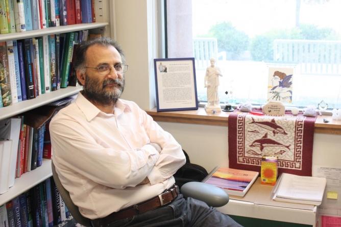 A professor profile: Dr. Andreas Toupadakis