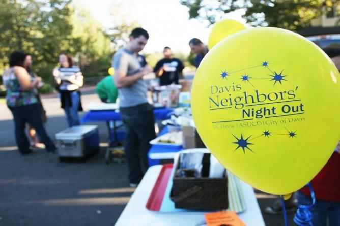 Davis Neighbors' Night Out hopes to unite community
