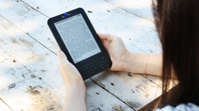 Yolo County Library's eBook collection available for Kindle